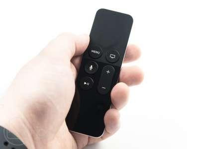 La nouvelle télécommande Siri Remote n'est plus une (piètre) manette de jeux