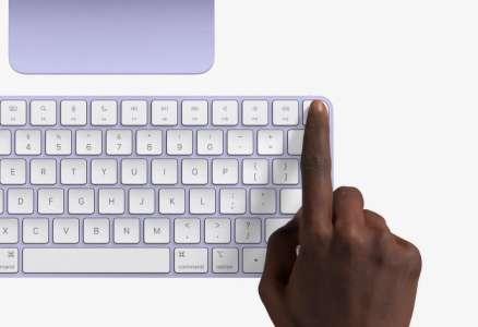Les claviers TouchID pour Mac ne sont pas encore vendus seuls