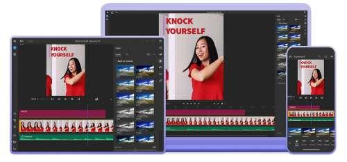 Adobe: Premiere Rush optimisé pour les Mac M1