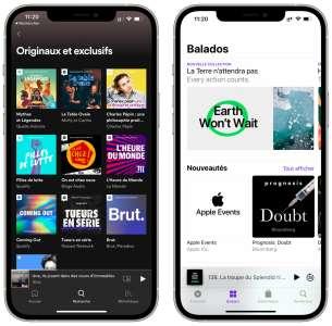 Podcasts : Spotify va lancer ses propres abonnements payants, mais sans commission