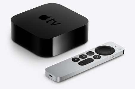 Précommandes ouvertes pour l'AppleTV 4K 2021 et la Siri Remote