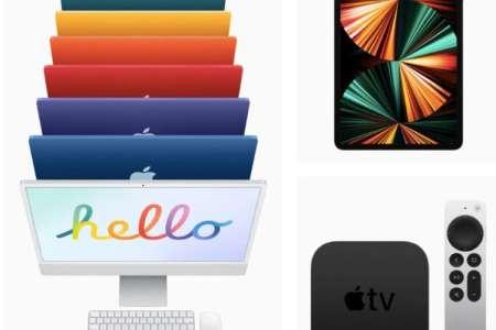 iMac M1, Apple TV 4K, iPad Pro : sortie le 21 mai en magasin, où commander pour être livré au plus tôt?