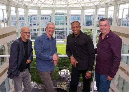 Apple valorise ses acquisitions en fonction du nombre d'ingénieurs dans la start-up convoitée