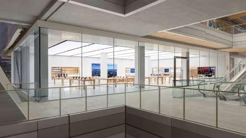 AppleStore Part-Dieu : une rénovation qui s'annonce mal pour les employés et les clients
