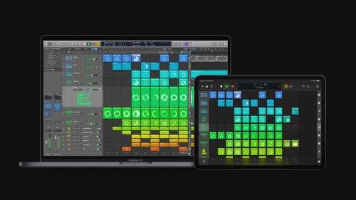 Logic Pro X va intégrer des outils pour créer et mixer des morceaux Audio Spatial