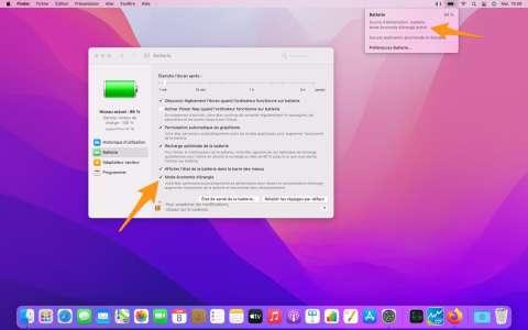 Enfin un mode économie d'énergie pour le Mac avec macOS Monterey