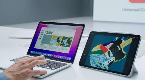 macOS Monterey brouille les frontières entre le Mac et l'iPad