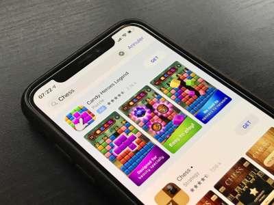 Apple déploie finalement ses publicités sur l'App Store chinois