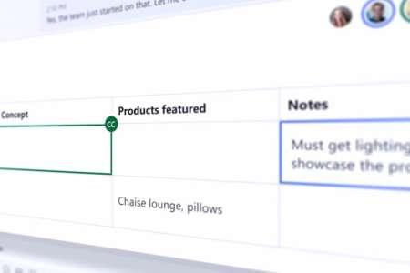 Microsoft : des modules Fluid pour la collaboration en temps réel à travers ses apps