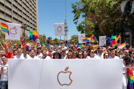 Nouveau rapport sur la censure des apps LGBTQ+ dans l'AppStore