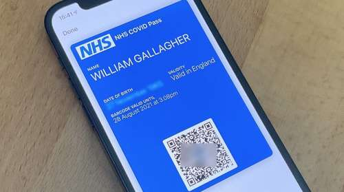 NHS Covid-19 prend en charge Wallet, ce que les autres apps ne font pas pour une raison compréhensible