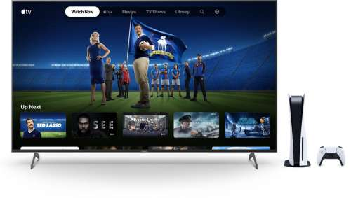Apple et Sony offrent six mois d'AppleTV+ aux propriétaires de PS5
