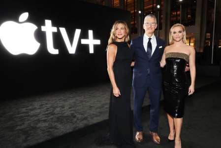 Apple pourrait acheter la société de production de Reese Witherspoon, pour un milliard de dollars