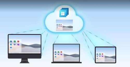 Windows 365 : Microsoft lance Windows 10 dans un navigateur web