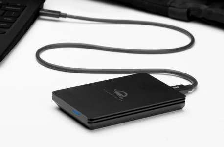 OWC lance un SSD externe Thunderbolt résistant à l'eau et aux chutes