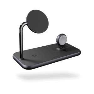Zens commercialise un dock 4 en 1 pour les iPhone 12 et les autres appareils Apple