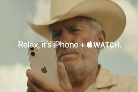 Apple montre qu'il est plus facile de retrouver un iPhone12 qu'une aiguille dans une meule de foin