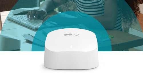 Les routeurs Eero 6 deviennent des ponts Thread
