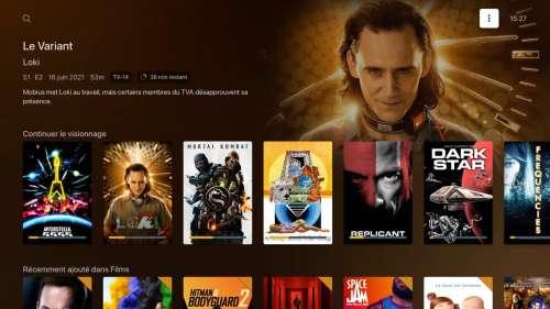 Nouvelle interface personnalisable pour Plex sur AppleTV