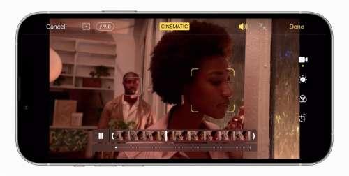 L'édition de fichiers ProRes et de vidéos Cinématique possible dans iMovie et Clips