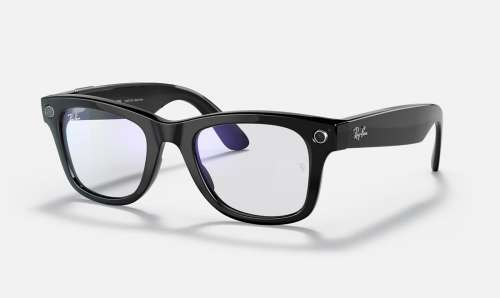 Les Stories de Facebook et Ray-Ban, des lunettes connectées mais sans réalité augmentée