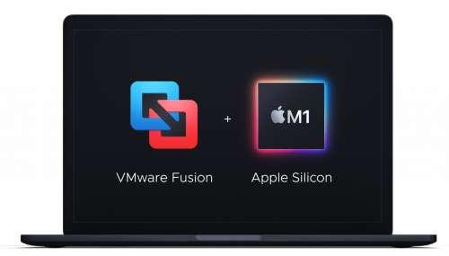 VMWare Fusion: une bêta privée pour les Mac Apple Silicon