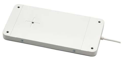 IKEA : des chargeurs sans fil à mettre sur ou sous le bureau
