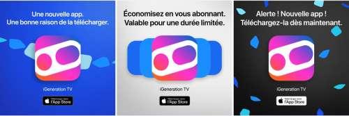 Nouvel outil de création de bannières pour les apps chez Apple