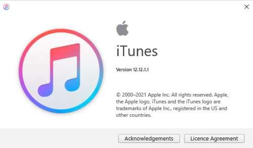 iTunes 12 corrige son bug de lancement sur des Windows10 non-américains