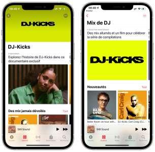 Shazam permet à AppleMusic de multiplier les mix de DJ