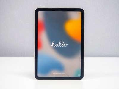 Aperçu de l'iPadmini 6: tout nouveau, tout Pro