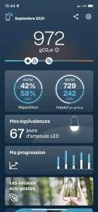 Mon empreinte smartphone : Bouygues veut vous rendre plus sobre