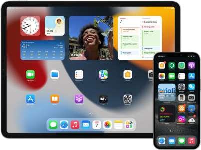 La version finale d'iOS 15 et d'iPadOS 15 est disponible !