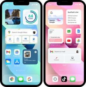 Google propose de transformer un iPhone en smartphone Android