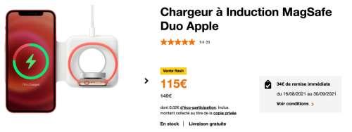 iPhone 13 : promos sur des accessoires MagSafe