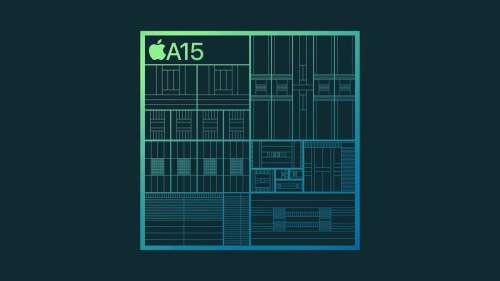Apple A15 : une décélération du progrès du CPU au profit du reste?