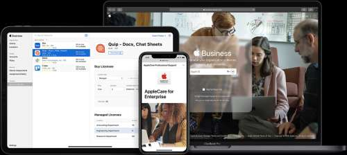 Apple va aider les PME à résister aux attaques informatiques