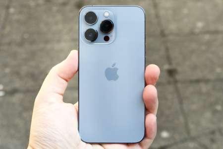 Test de l'iPhone13 Pro: un téléphone, c'est fait pour photographier