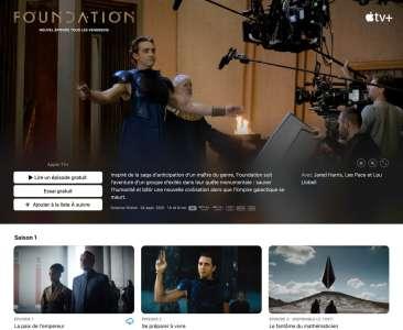 AppleTV+ : le 1er épisode de Fondation est visible gratuitement