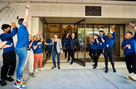 Apple donne un bonus de 1000$ aux employés des AppleStore