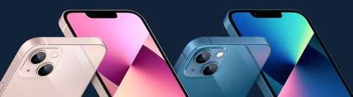 Précommandes iPhone 13 et 13 Pro : promo de 50 € chez Orange, ODR de 70€ chez Bouygues