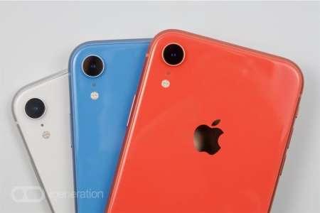 Les iPhoneXR, 12 Pro et SE 256 Go ne sont plus vendus par Apple, mais la gamme est large comme jamais