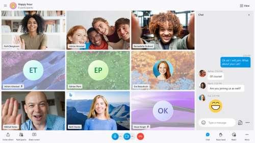 Microsoft dévoile un nouveau design pour Skype