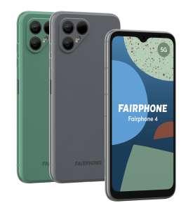 Le Fairphone 4, un téléphone compatible 5G et garanti 5 ans