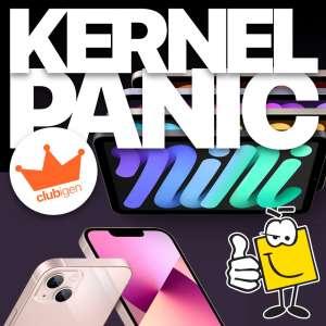 On teste l'iPhone 13 et l'iPad mini 6 dans le nouvel épisode de Kernel Panic !