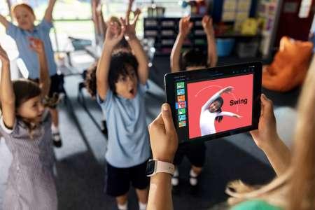 Semaine européenne du code : Apple propose une leçon pour imaginer une app en classe