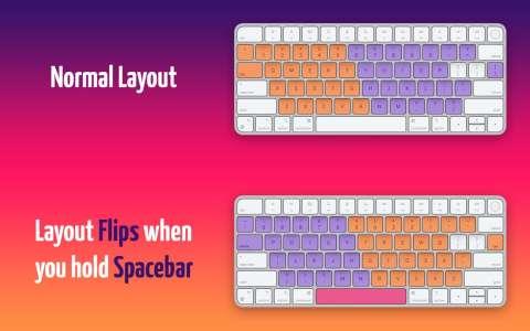 Keyb propose une solution originale pour taper à une main sur un Mac