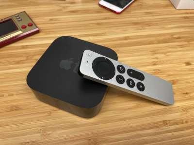 Bon plan: l'AppleTV 4K 2021 à partir de 169€