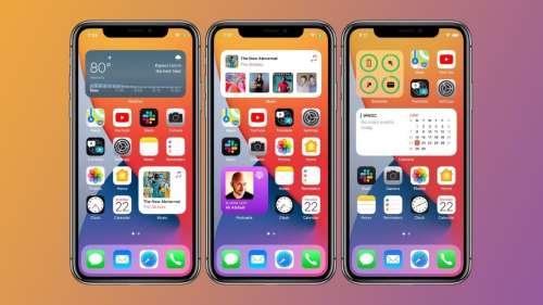 Apple a arrêté de signer iOS 14.8 pour de nombreux iPhone et iPad