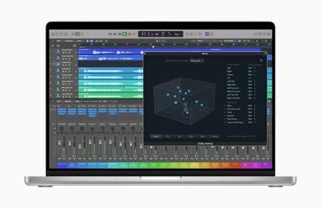 FinalCutPro et Logic Pro optimisés pour les nouvelles puces M1 Pro et M1 Max